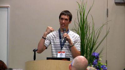 Kyle Maurer speaking