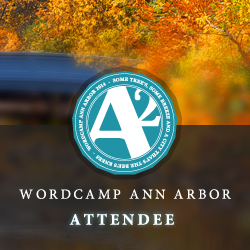 I am Attending WordCamp Ann Arbor 2014