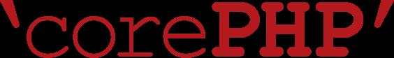 corePHP Logo