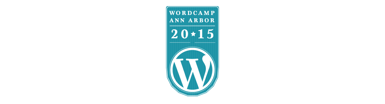 WordCamp Ann Arbor 2015