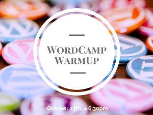 WordCamp WarmUp